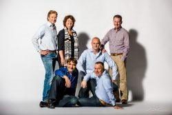 Groepsfoto Team Rotterdam WTC