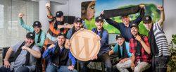 Groepsfoto Wordpress Hooligans