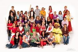 Groepsfoto klas BSN