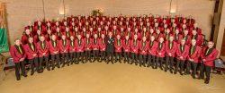 Groepsfoto koor