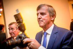 VVD corifee Loek Hermans als fotograaf