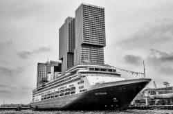 PortofRotterdam-Rotterdam en SS Rotterdam