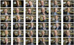 Portretren van jubilarissen