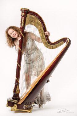 Portret Harpiste-2