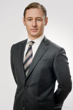 Portret - man in pak