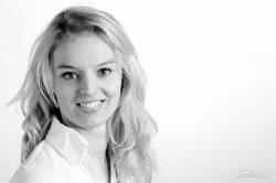 Portretfoto - studio medewerkster