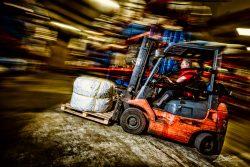 Productie-Forklift-heftruck