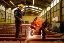 Productie Scheepsbouw Nederland