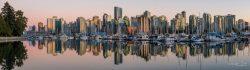 Vancouver City of glass skyline architecture-10