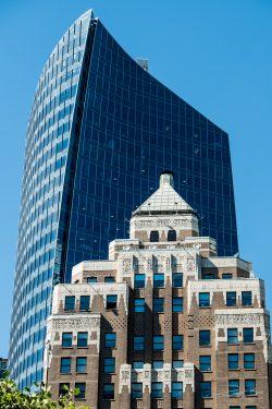 Vancouver City of glass skyline architecture-4