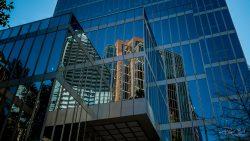 Vancouver City of glass skyline architecture-7