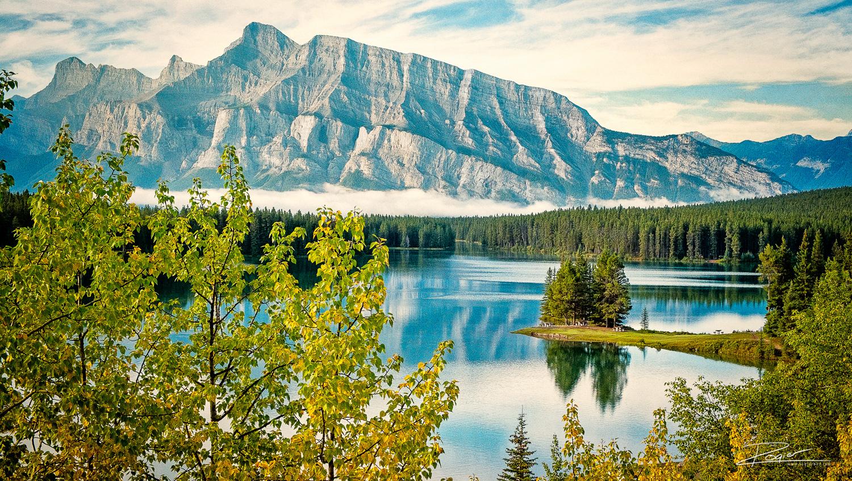 Canadian Landscapes on 2013 Dodge Durango