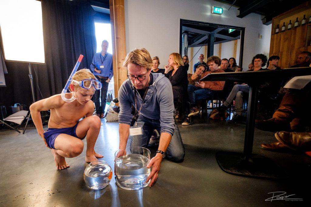 MPN weekend: Guido Pelgrim aan het werk
