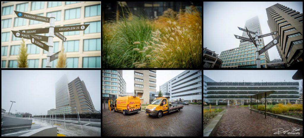 Binnentuin First Rotterdam