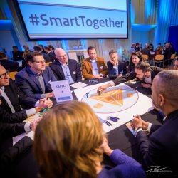 Evenement: SmarterTogether, Ede, Januari 2017