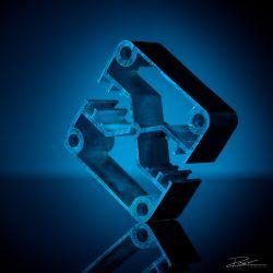 Product foto van aluminium profiel