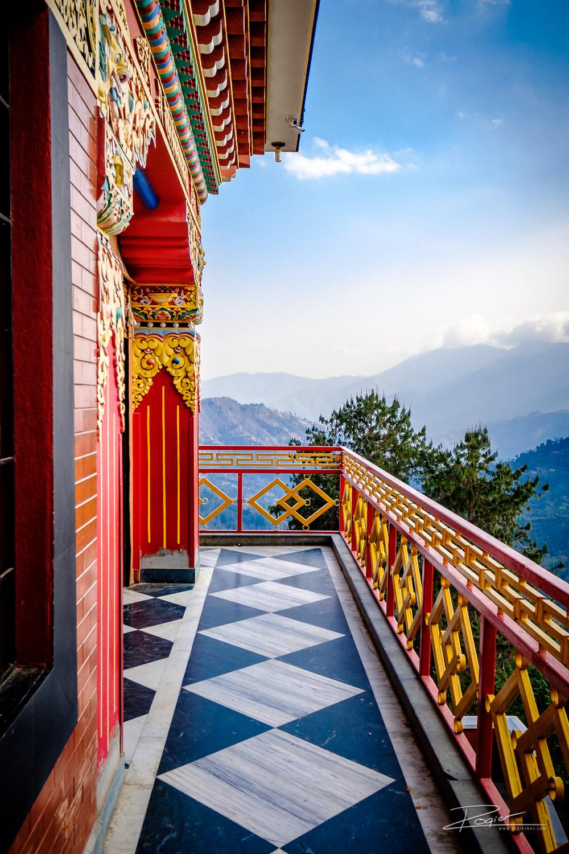 Namobuddha The Monastery Rogier Bos Fotografie