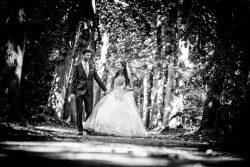 Wedding Robin & Mae - A - shoot in the park-19