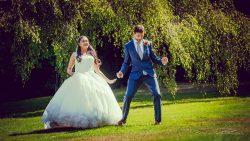 Wedding Robin & Mae - A - shoot in the park-25