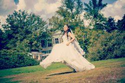Wedding Robin & Mae - A - shoot in the park-36