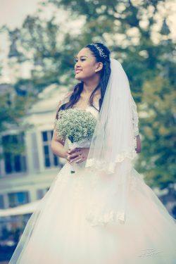 Wedding Robin & Mae - A - shoot in the park-38