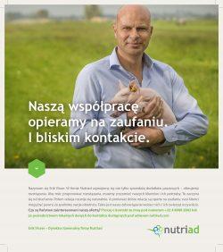 Nutriad reclame