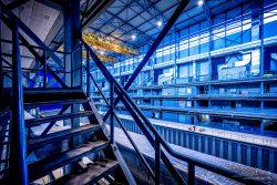 Bouw Fotograaf - constructie van 180meter droogdok voor superjachten-3