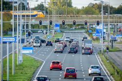 Provinciale wegen en verkeersituaties en doorstroming-17