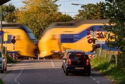 Provinciale wegen en verkeersituaties en doorstroming-8