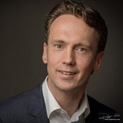 Portret van de nieuwe gemeentesecretaris van Rotterdam