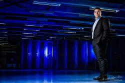 Portret Redactioneel directeur Databedrijf