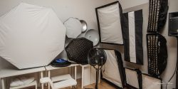Studio Arsenaal softboxen