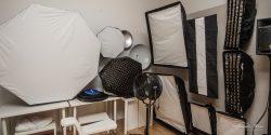Studio Arsenaal softboxen
