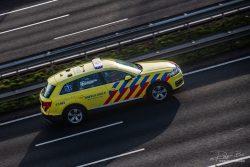 Verkeer Ambulance Personenauto