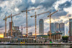 Rotterdam katendrecht bouwproject
