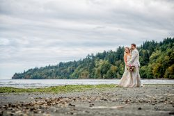 Wedding Jobie & Terra, Vancouver Island, Canada