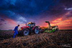Ook industrële fotografie: fotograaf op bezoek bij Agrarisch bedrijf de Aardappelboer