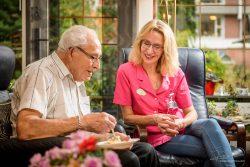 Zorg - thuiszorg en bejaardenzorg