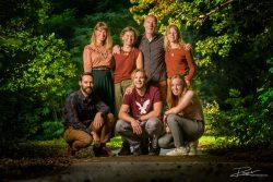Familie portret Park Zestienhoven Rotterdam