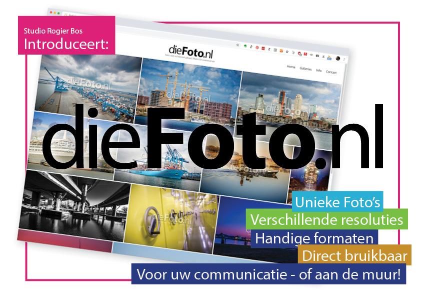 DieFoto.nl - mijn nieuwe website waar ik u mijn mooiste foto's aanbied!