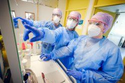 Zorg - IC verpleegkundigen in de strijd met Corona-7