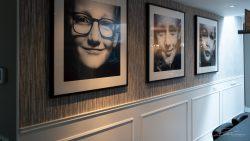 Familieportret - 3 grote afdrukken voor aan de muur in de keuken