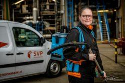 Schoonmaak branche fotografie - SVP Schoonmaak in Rotterdam-2