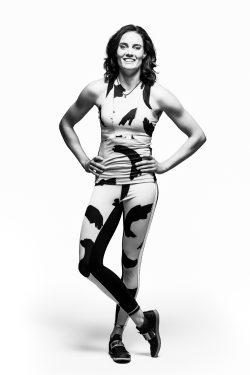 studioportret van een topsporter door portretfotograaf Rogier Bos
